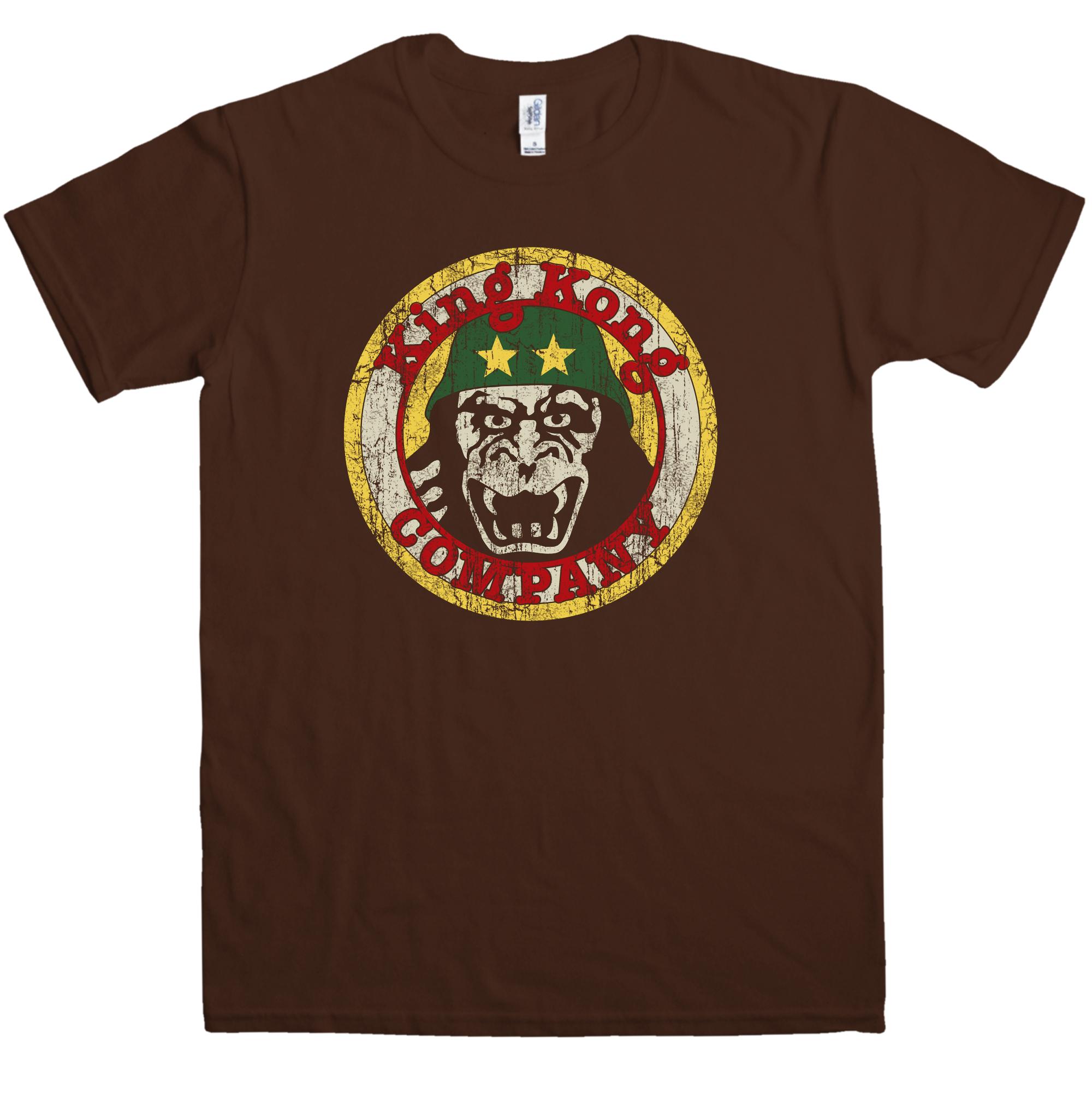 Mens T Shirt King Kong Taxi Company Ebay