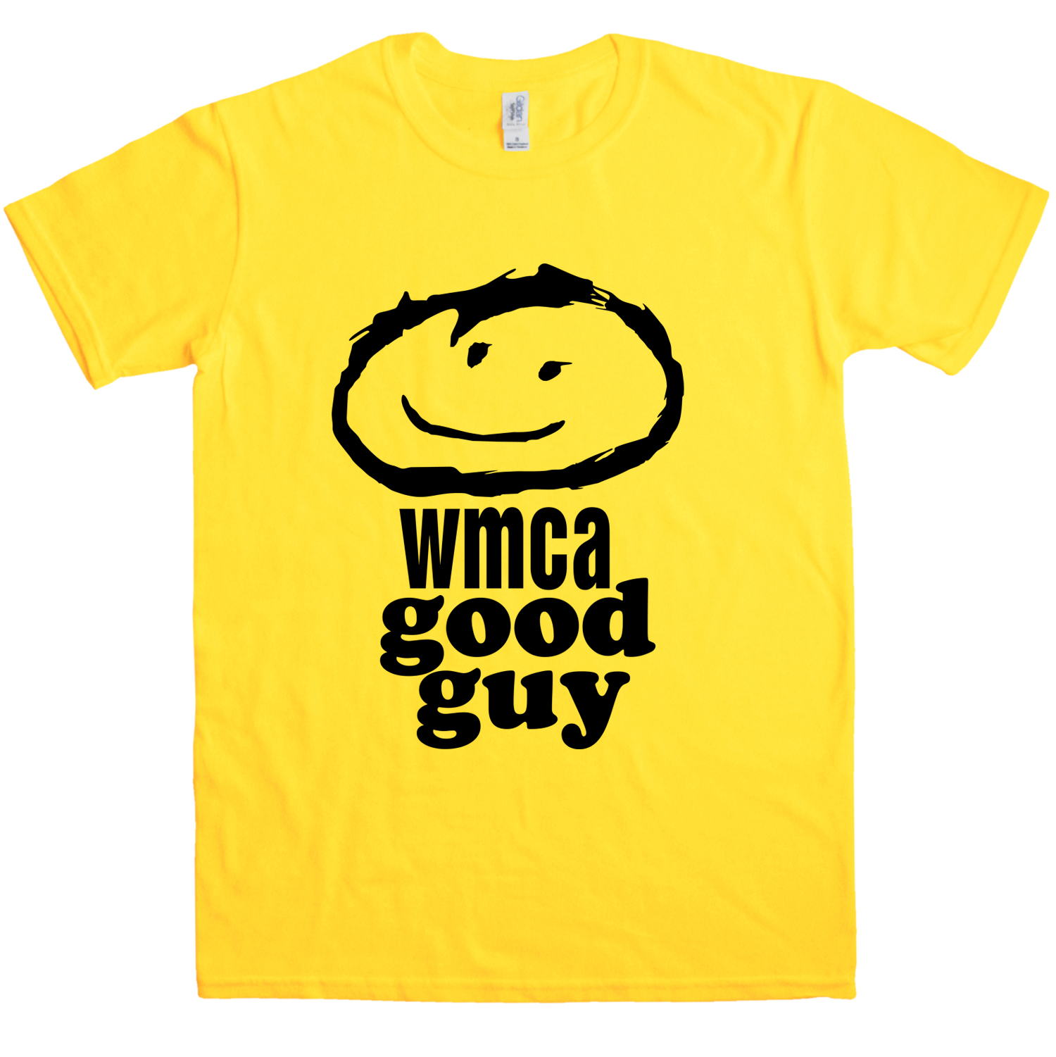 Mens wmca good guy t shirt This guy has an awesome girlfriend shirt