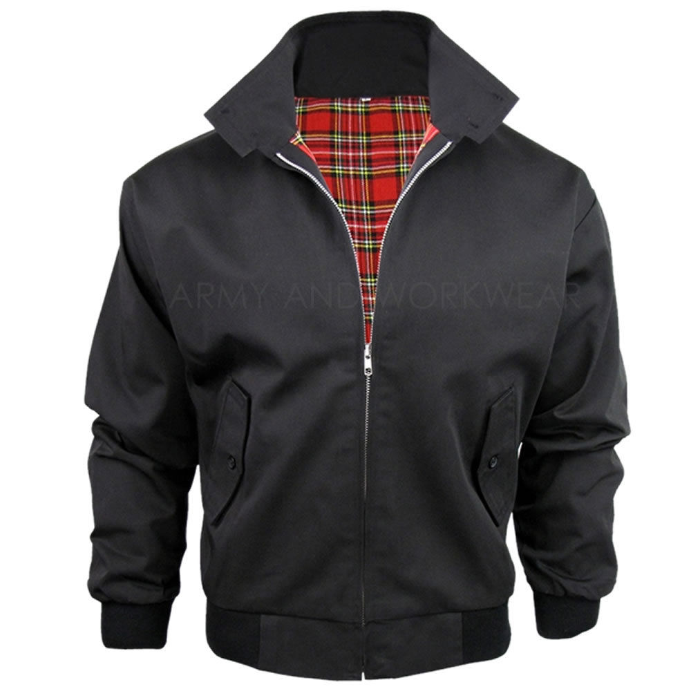 Classic Retro Scooter 'S Vintage Bomber Mod Warm Harrington Jacket Burgundy Harrington Jacket New Classic Trendy Vintage Retro Scooter 'S Bombers. by Pro Scottish LLC. $ $ 55 A2Z 4 Kids® Kids Harrington Jacket Girls Boys New Classic Vintage Retro 'S Style Coat.