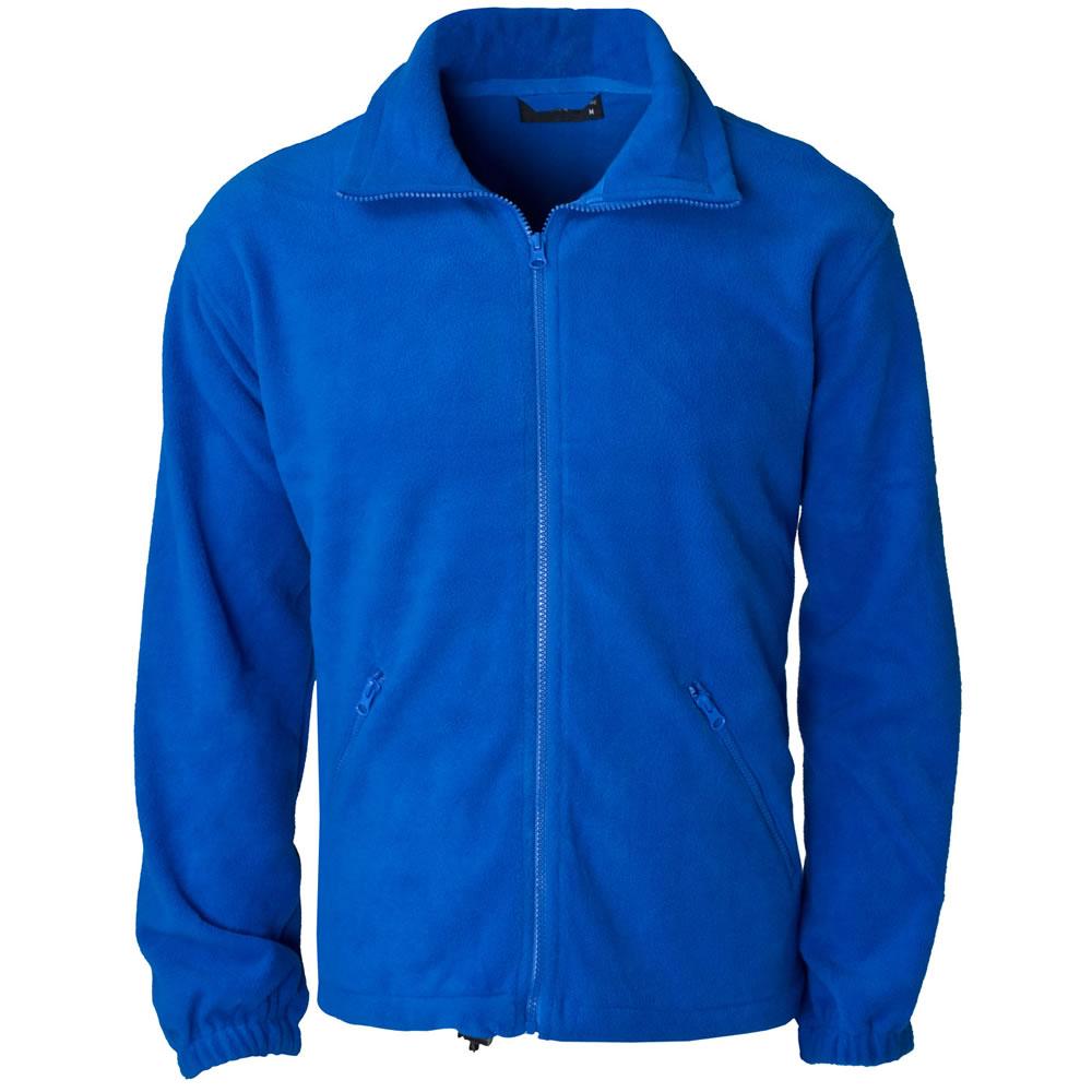 Fleece-Jacket-Coat-Mens-Ladies-Full-Zip-Anti-Pill-Micro-300gsm-Light-Weight-Warm