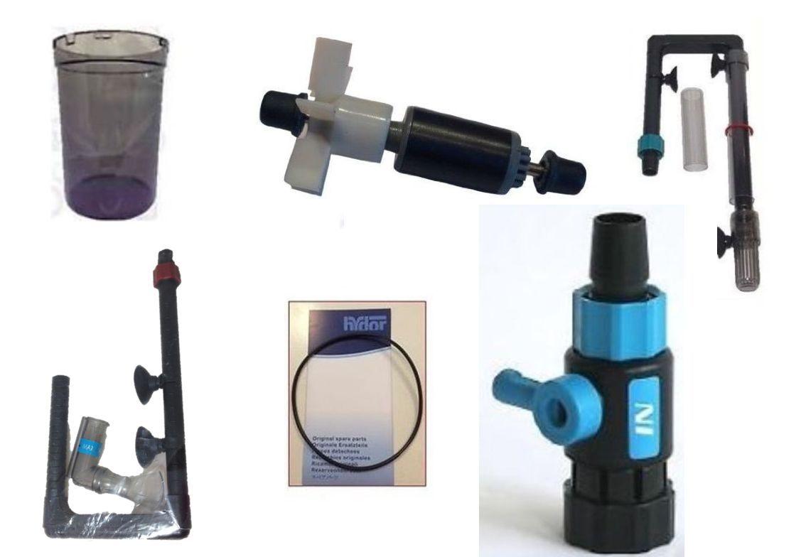 Fish tank external filter - Hydor Prime 10 20 30 External Filter Whole Range Spare Parts Fish Tank Aquarium