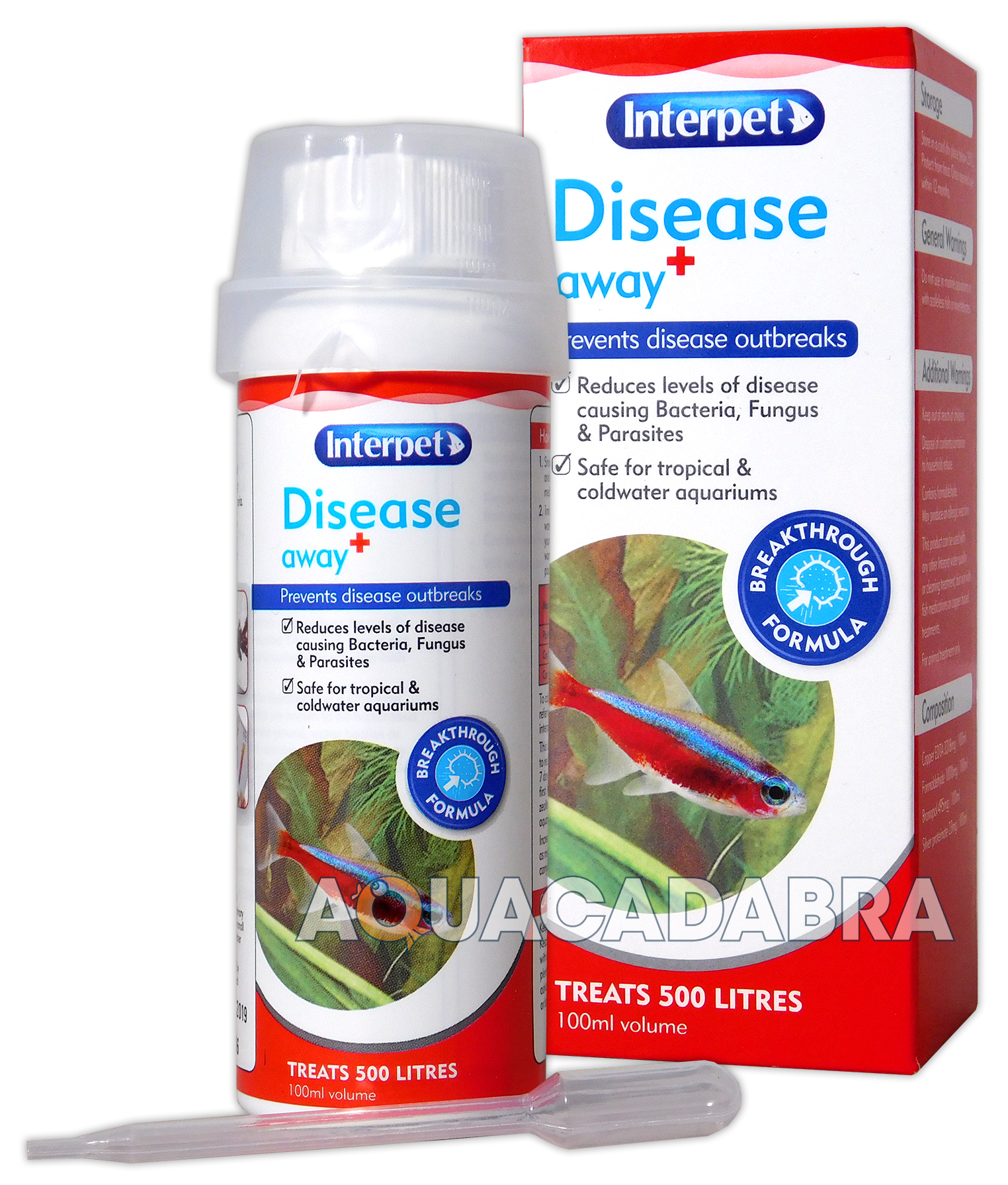 Aquarium fish tank cyprus - Interpet New Treatments Water Health Medicine Liquid Treat Aquarium Fish Tank