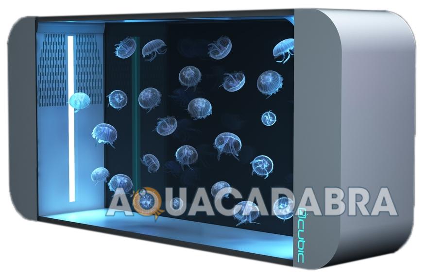 cubic orbit pulse m duse aquarium del sp cialiste design moderne marine tank ebay. Black Bedroom Furniture Sets. Home Design Ideas