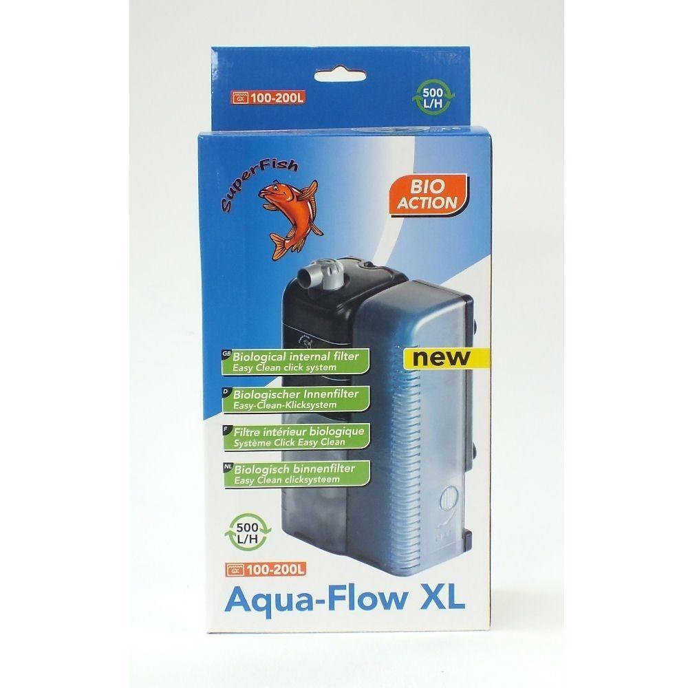 Superfish aquarium fish tank aqua 60 - Superfish Aqua Flow Filter Fish Tank Spray Bar Internal Power Aquarium Media