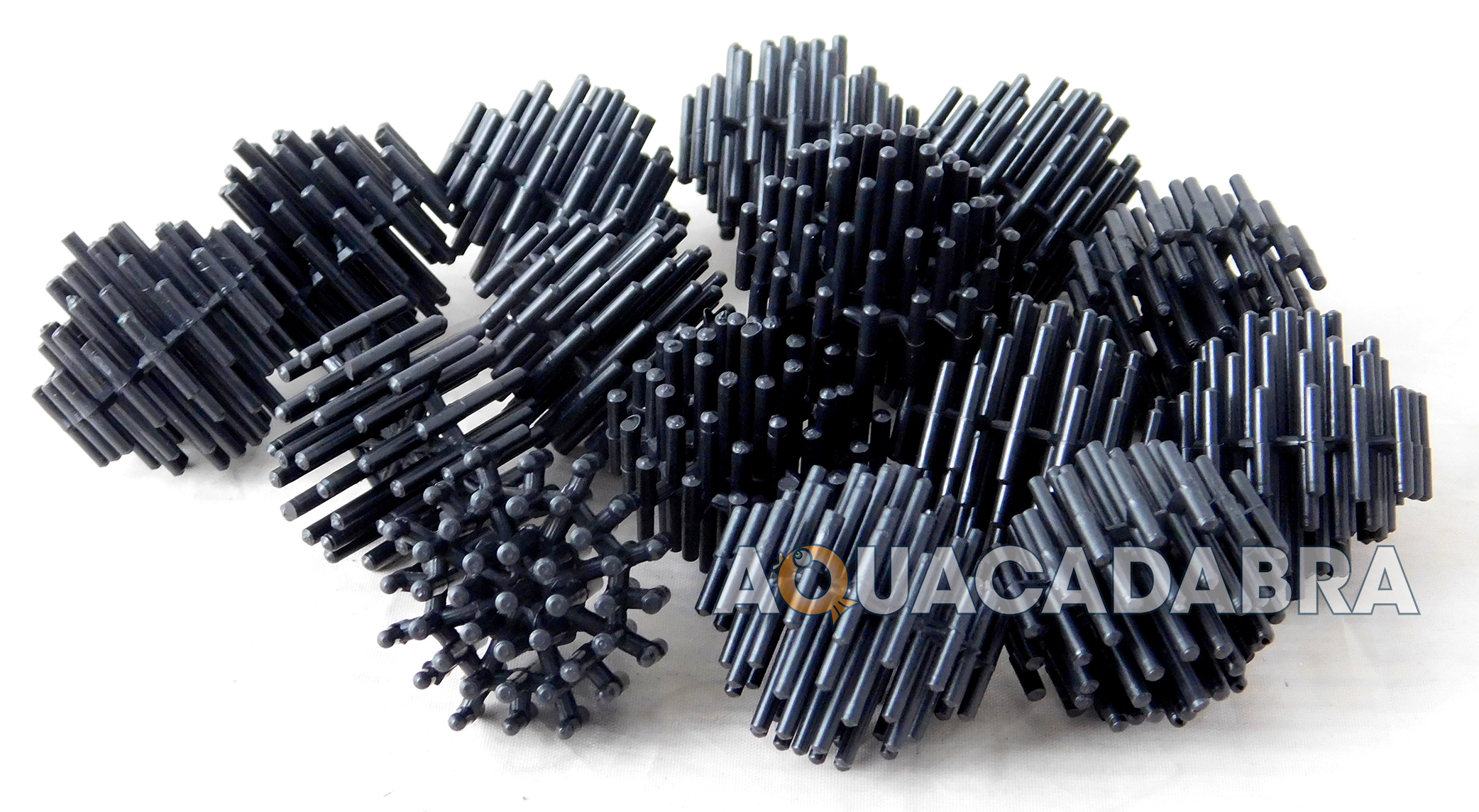1000 bio balls sump tank filter bioballs marine reef fish for Koi pond traduzione