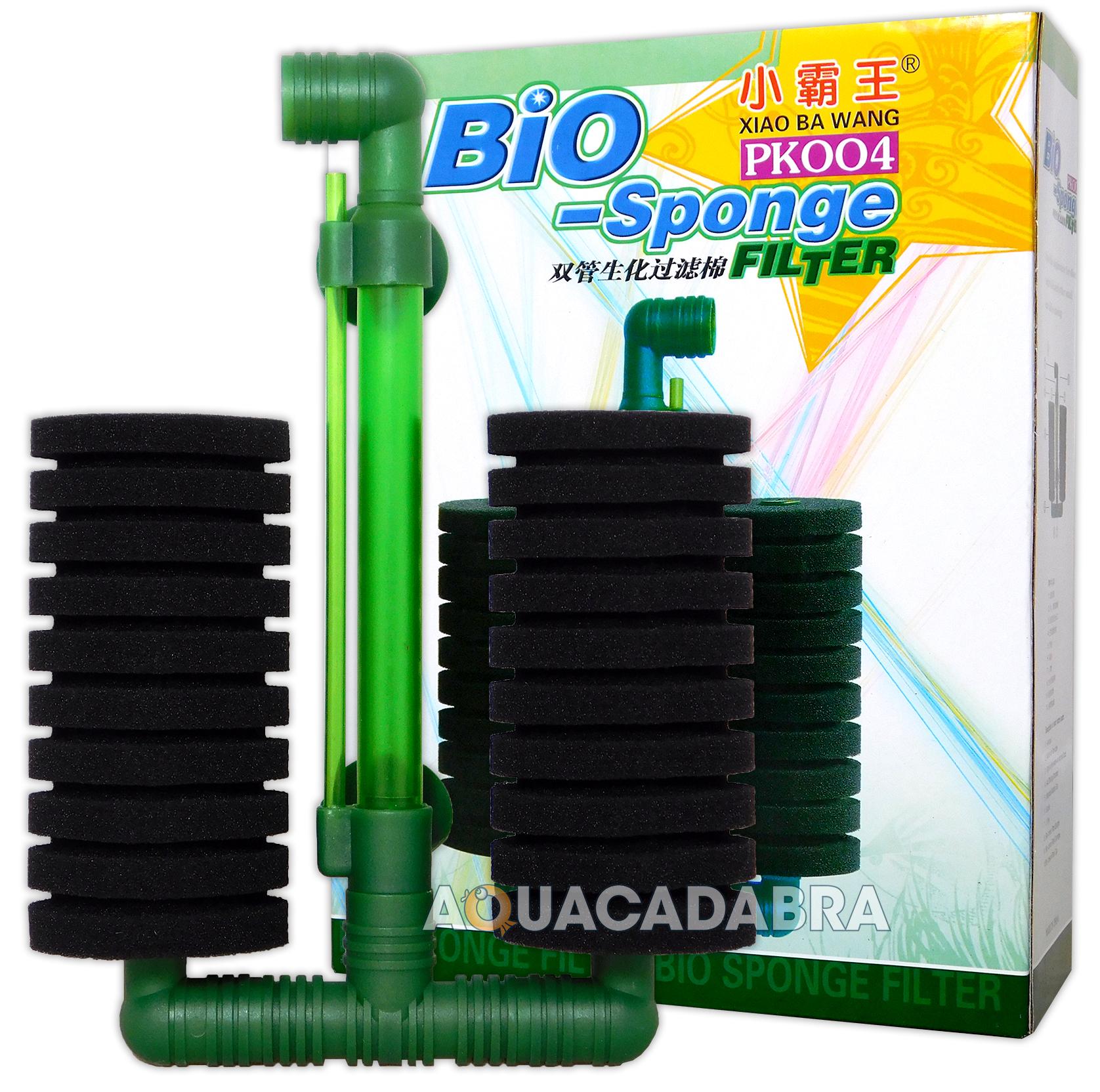 Aquacadabra Bio Foam Sponge Filters In Aquarium Small Fry