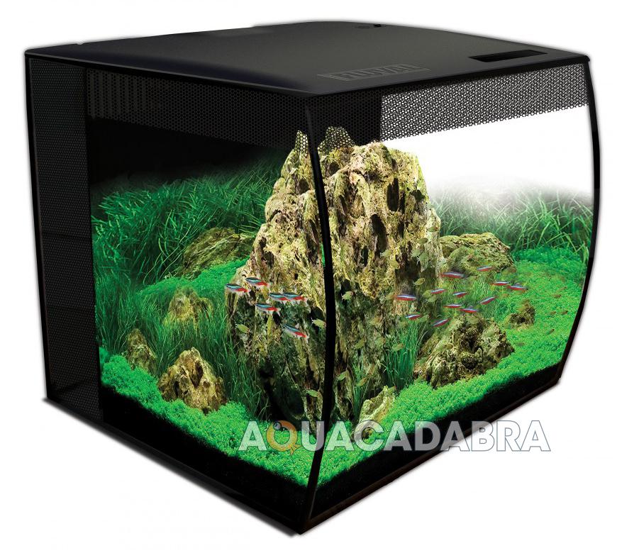 Fluval flex aquarium 34l 57l led lighting filter media for Sera aquarium