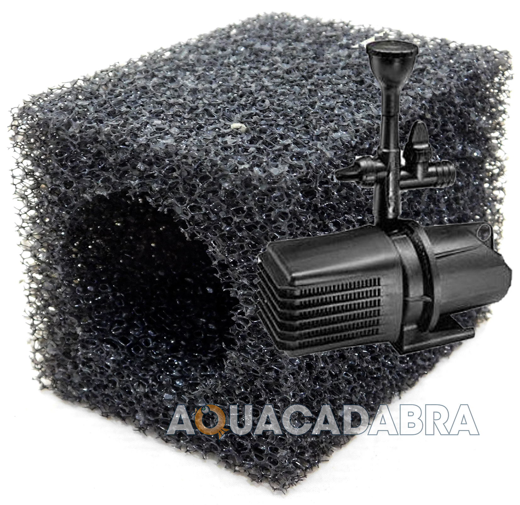 Replacement pre filter foam sponge for blagdon amphibious for Outdoor fish pond filters and pumps