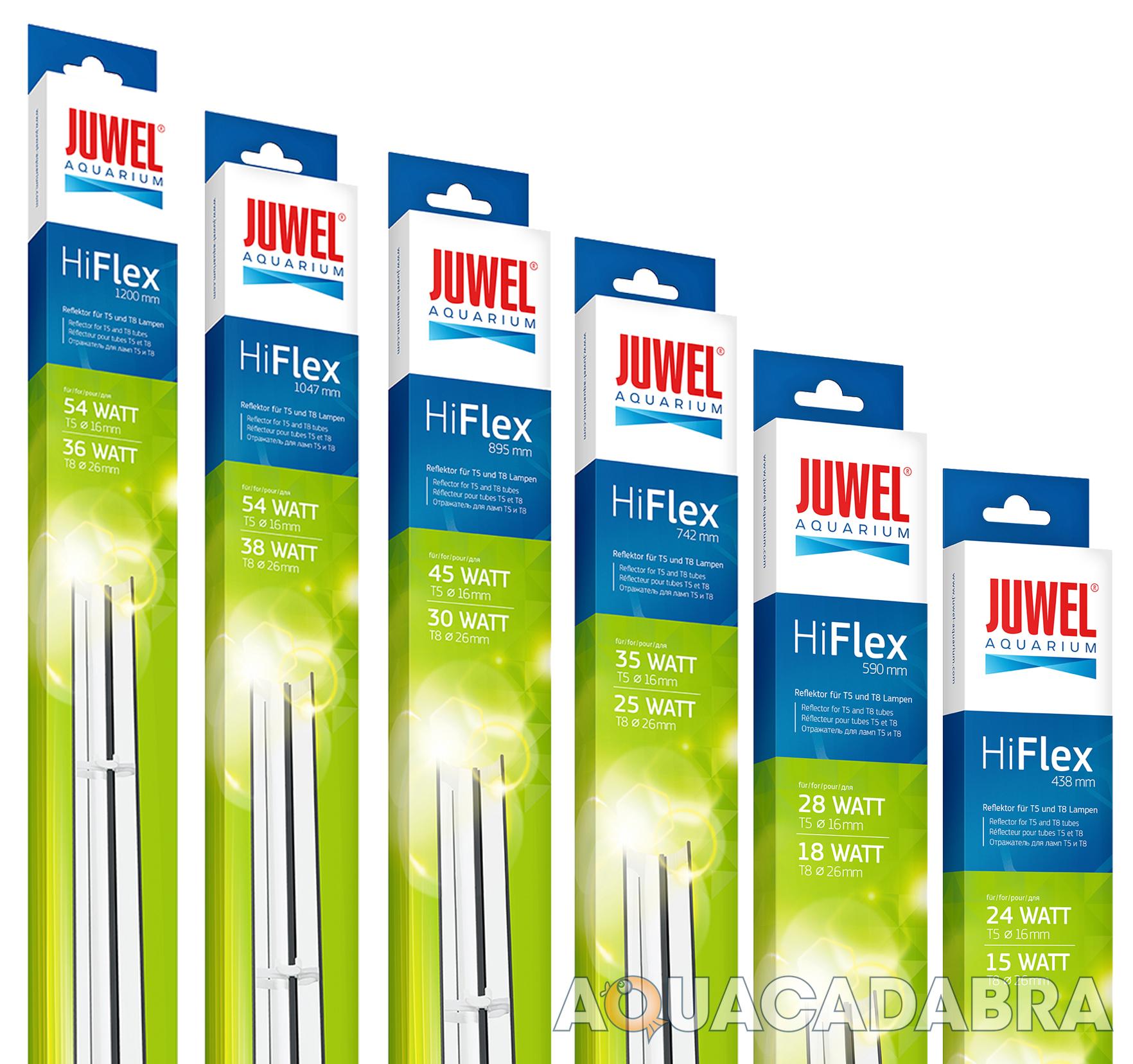 Juwel aquarium fish tank - Juwel Hiflex Reflectors Clips For T5 T8 Bulbs For Juwel Aquarium Range