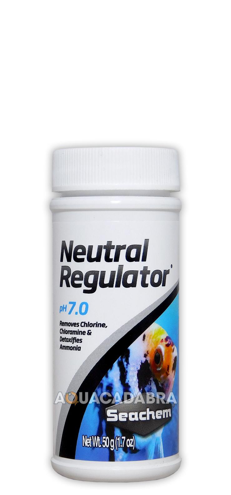 Seachem Neutral Regulator Ph 7 0 From High Low Acid Alkali
