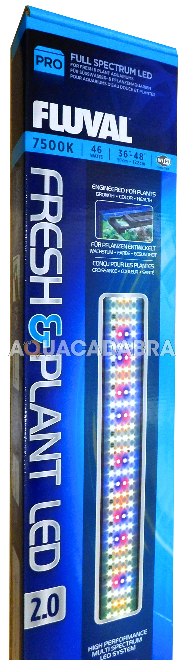 Aquarium fish tank ebay - Fluval Fresh Plant Led 2 0 Lighting Lamp Full Spectrum Aquarium Fish Tank