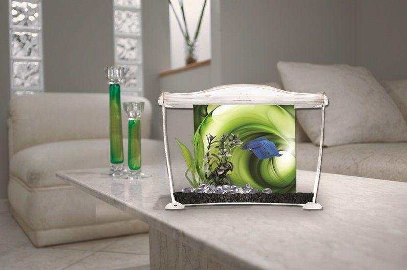 Hagen Marina Betta Siamese Fighting Fish Tank Aquarium Kit