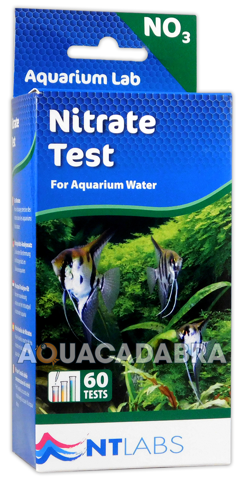 Nt labs test kit tropical coldwater fish tank aquarium lab for Fish tank water test kit