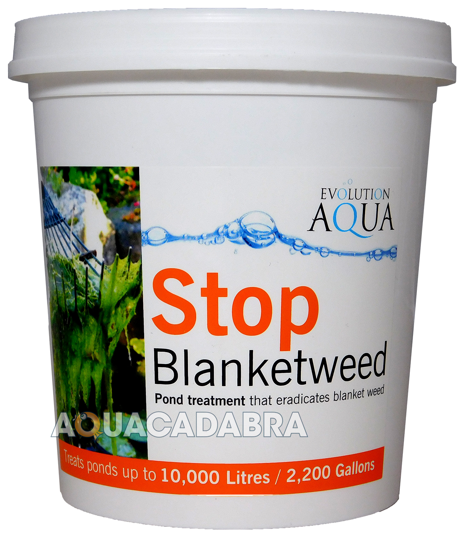 evolution aqua stop blanket weed garden koi fish pond blanketweed treatment ebay. Black Bedroom Furniture Sets. Home Design Ideas