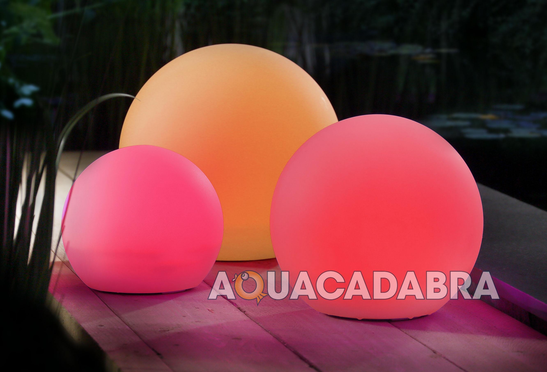 Velda Solar Powered Floating Ball Multi Coloured Light Outdoor