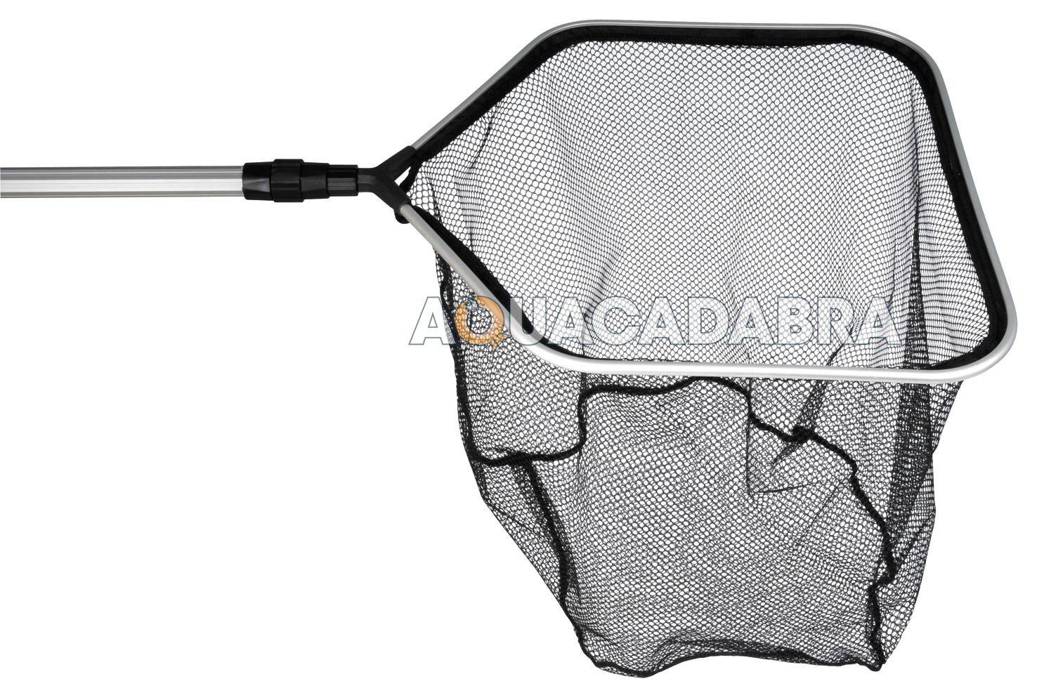 Hozelock pond net skimmer telescopic long handle garden for Long handle fishing net