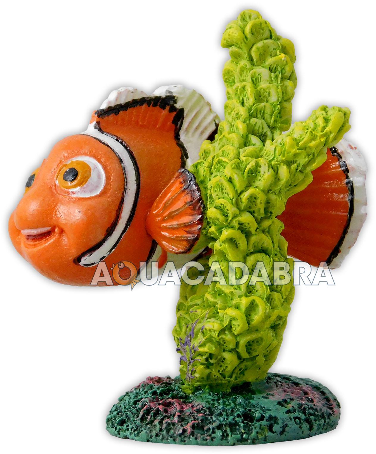 Finding dory nemo aquarium ornaments disney pixar fish for Nemo decorations