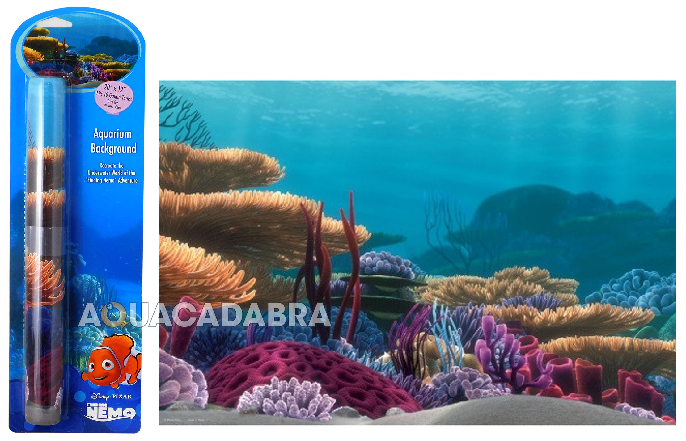 Fish in nemo aquarium - Finding Dory Aquarium Ornaments Nemo Disney Hank Destiny