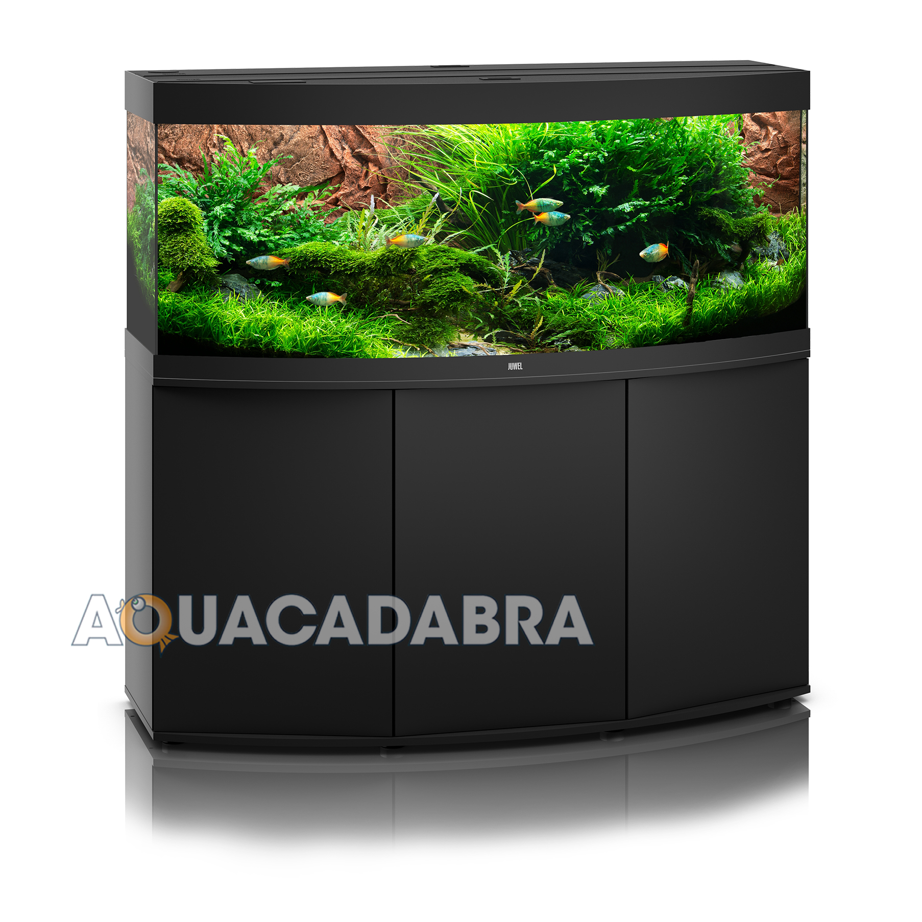 juwel vision 450 led aquarium cabinet led lighting filter heater ebay. Black Bedroom Furniture Sets. Home Design Ideas