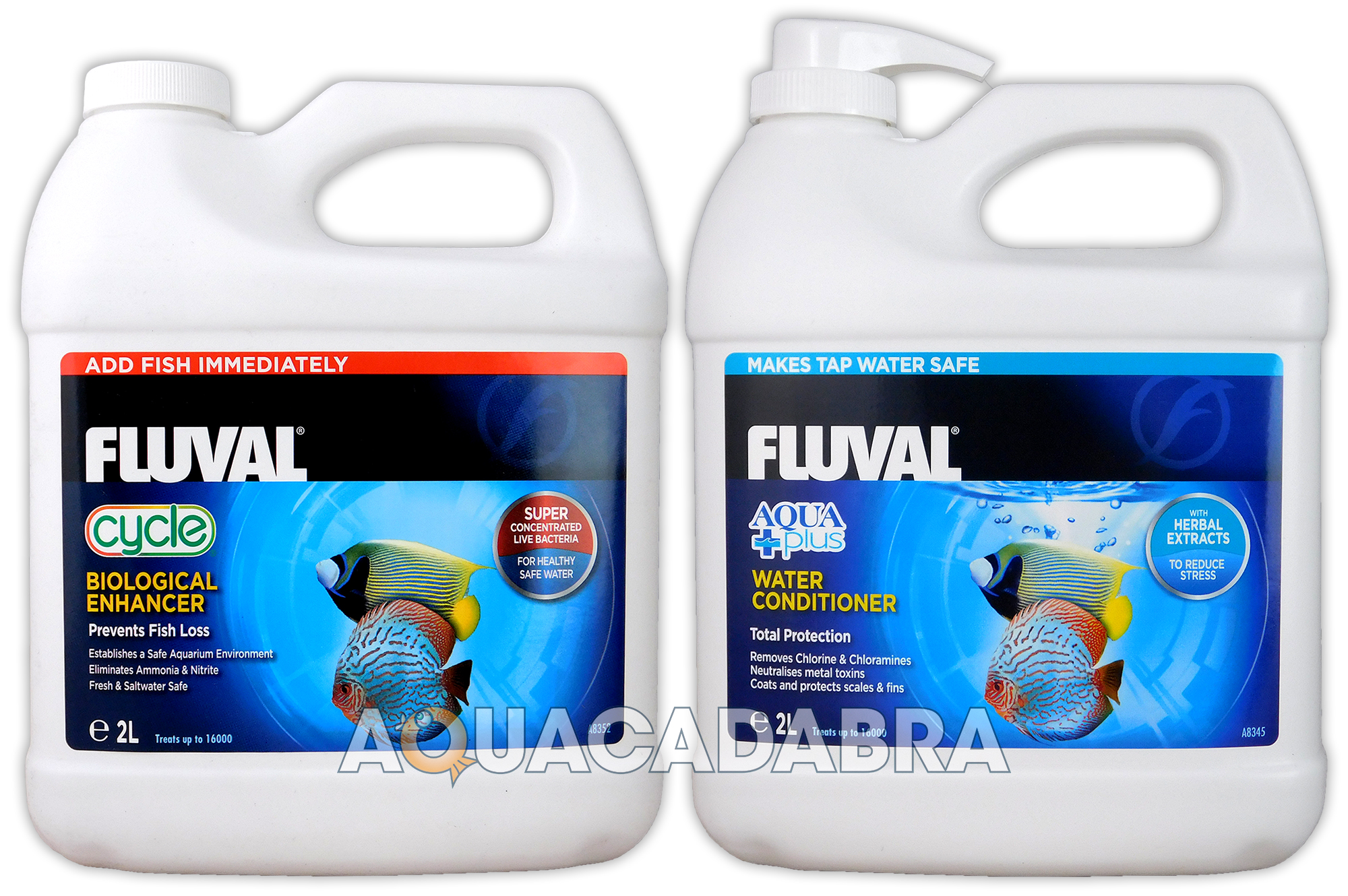 Fluval aquaplus cycle biological water conditioner fish for How to make tap water safe for fish