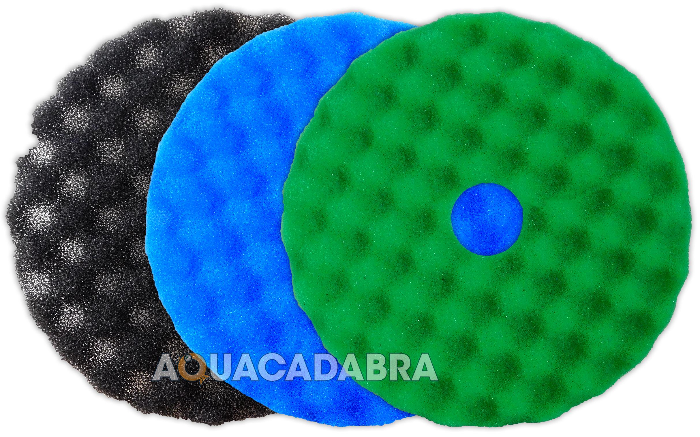 cloverleaf cl1 cl2 cl3 replacement fish pond foam filter sponge