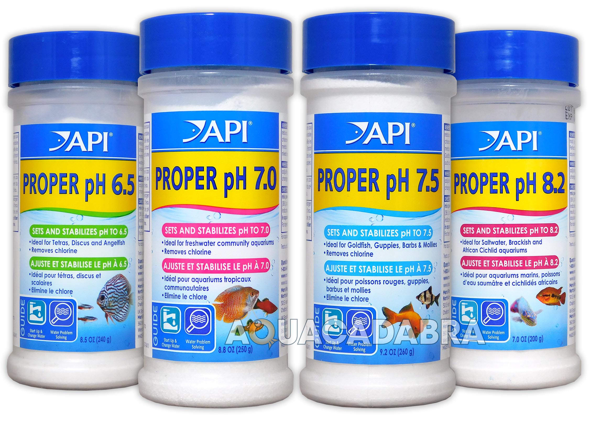 Freshwater fish tank alkalinity - Api Proper Ph Raise Or Lower Water Acidity Alkalinity Aquarium Fish Tank