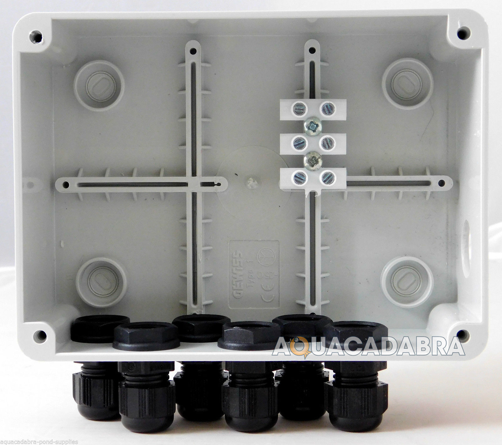 4 Way Outdoor Switch - Wiring Diagrams •