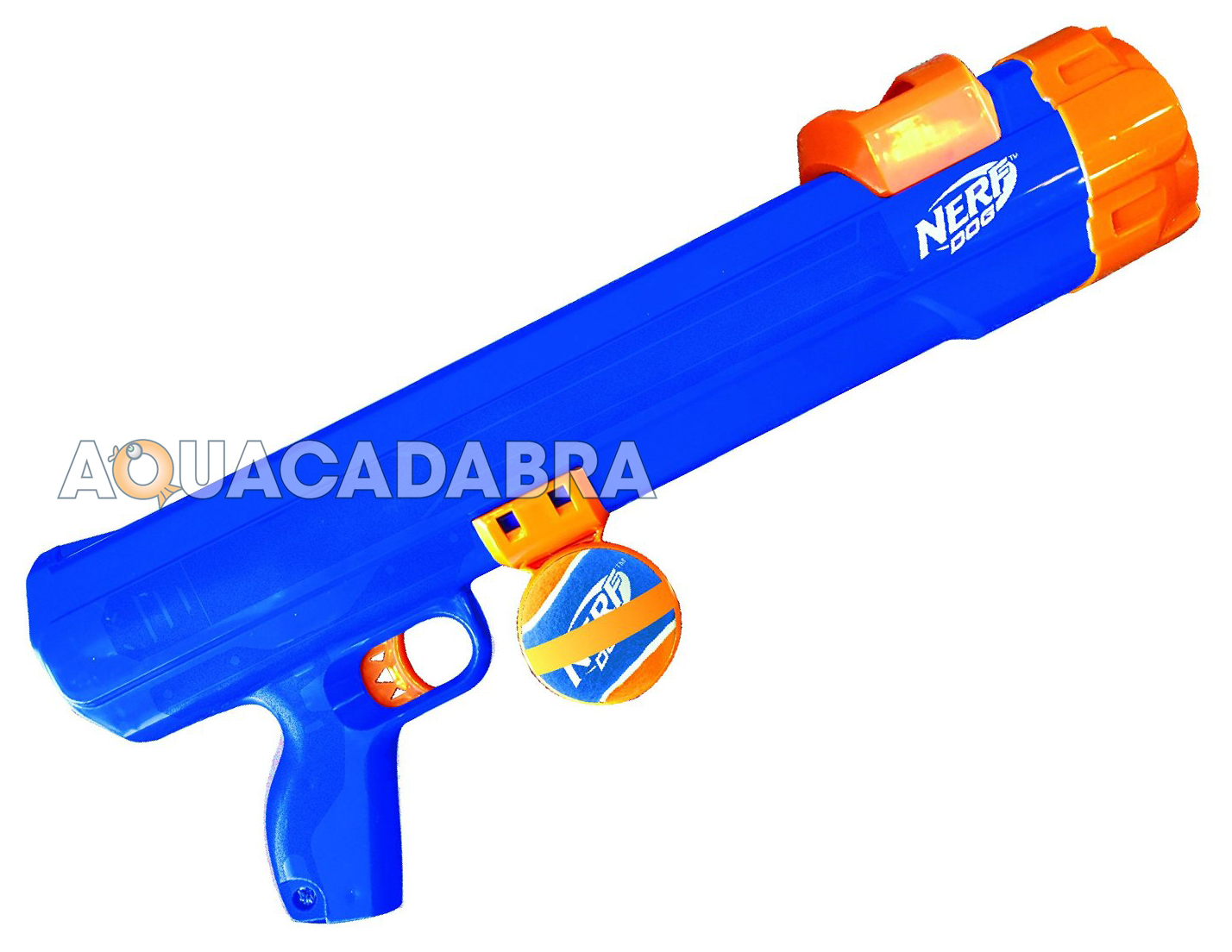 Nerf Tennis Ball Launcher Dog Toy