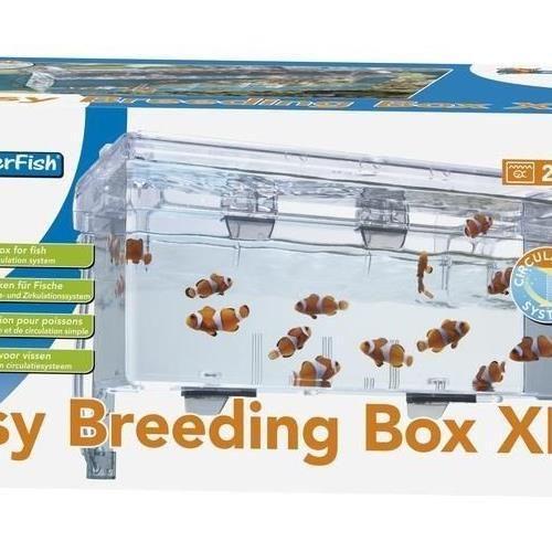 Superfish super fish easy breeding box xl 2l freshwater for Fish breeding net