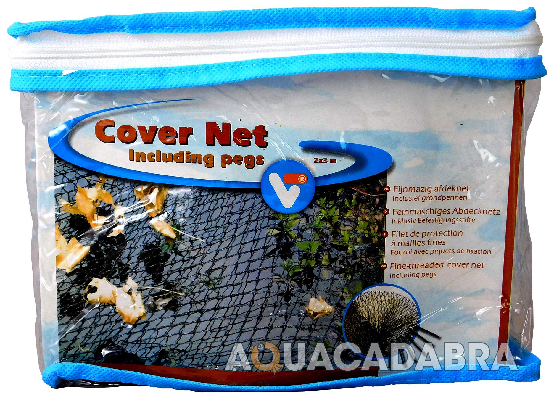 Velda garden fish pond cover net netting heron cat fox for Garden pond netting cover