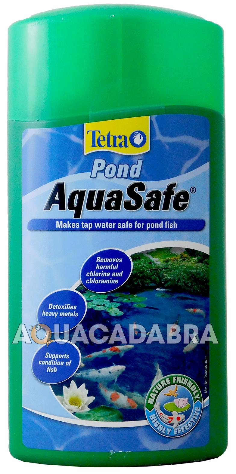 Tetra pond aquasafe 1 litre 1l tap water conditioner safe for How to make tap water safe for fish