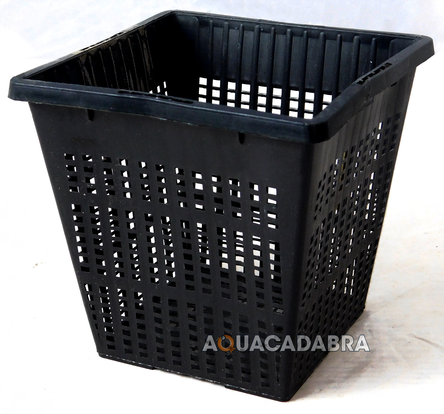 Velda plastic pond plant basket garden koi fish planter for Plastic koi fish