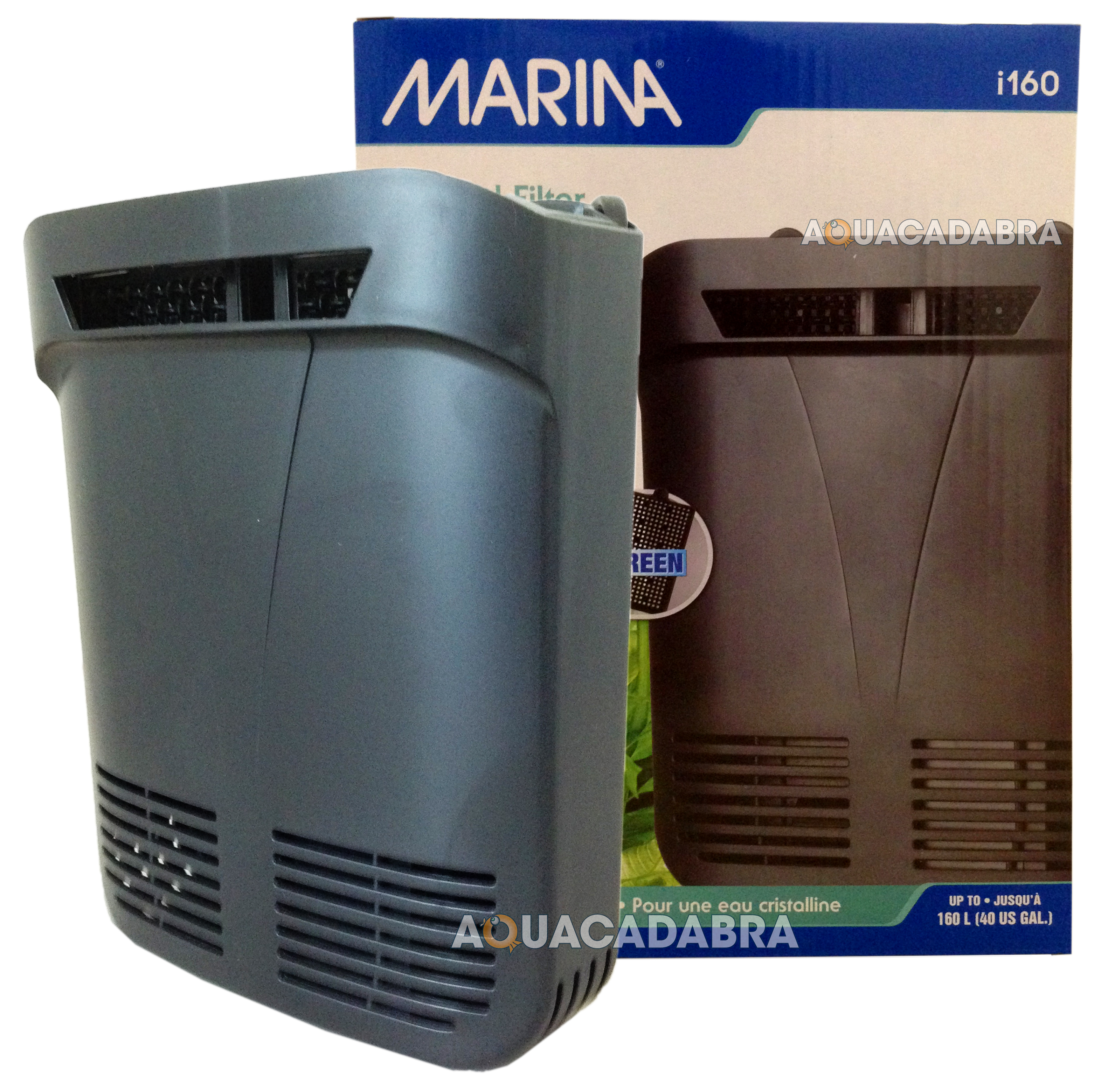 Hagen marina i25 i110 i160 internal power filter aquarium for Filters for fish tanks