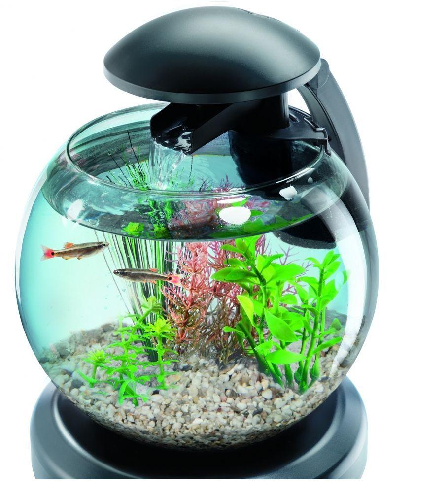 Tetra Cascade Globe Led Light Waterfall Feature Fish Tank