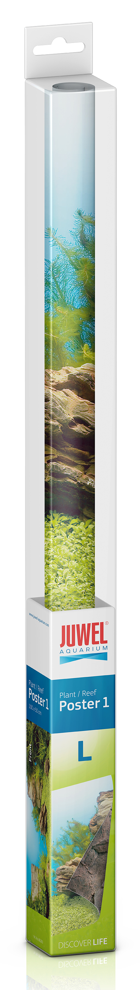 Juwel aquarium double poster 1 small large extra for Double fish tank