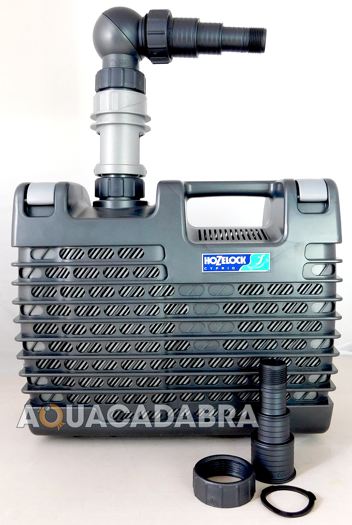 Hozelock Aquaforce Secondary Filter Intake Fish Pond Pump