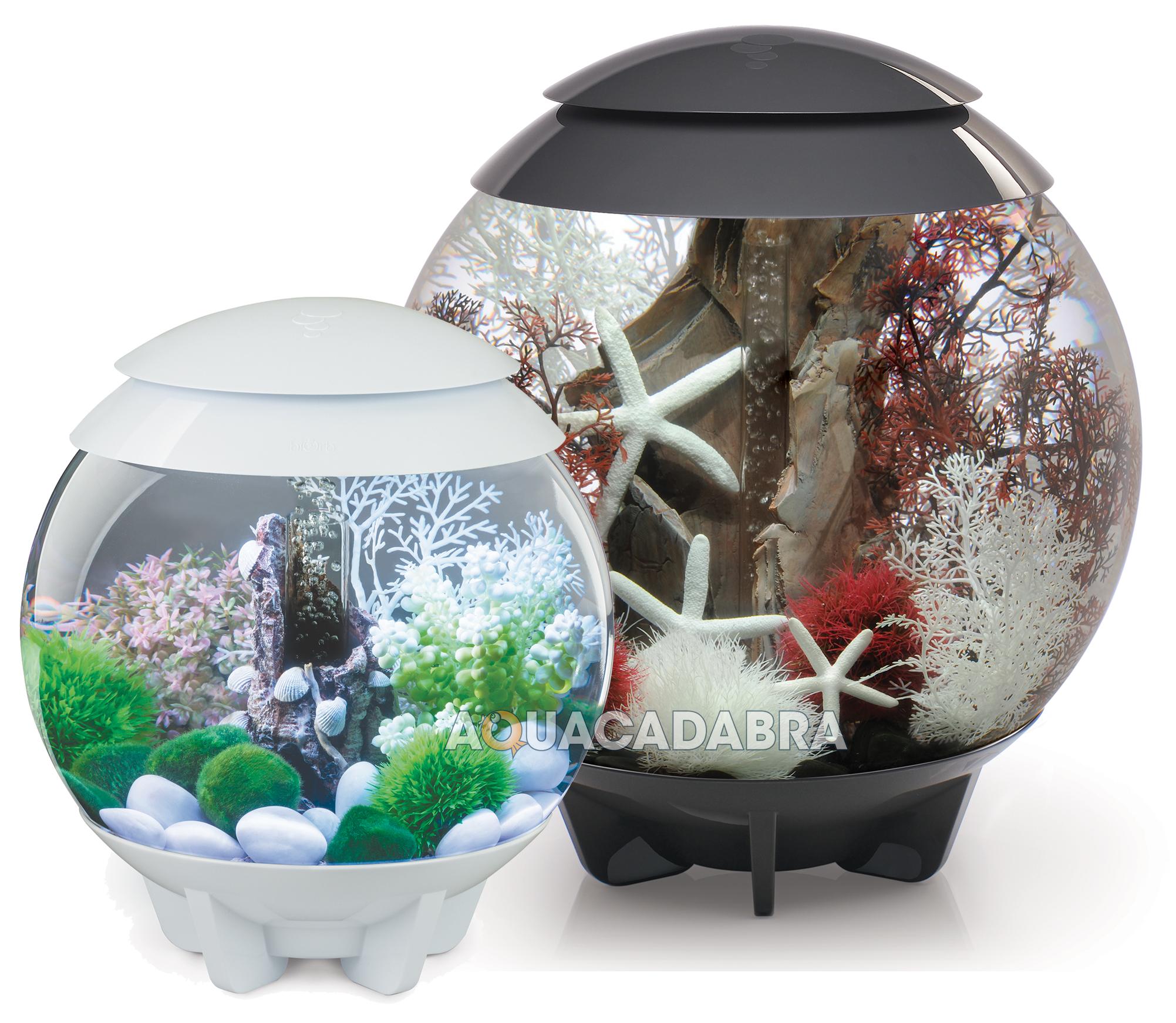 Oase biorb halo 15l 30l 60l led light fish tank aquarium for Spring water for fish tank