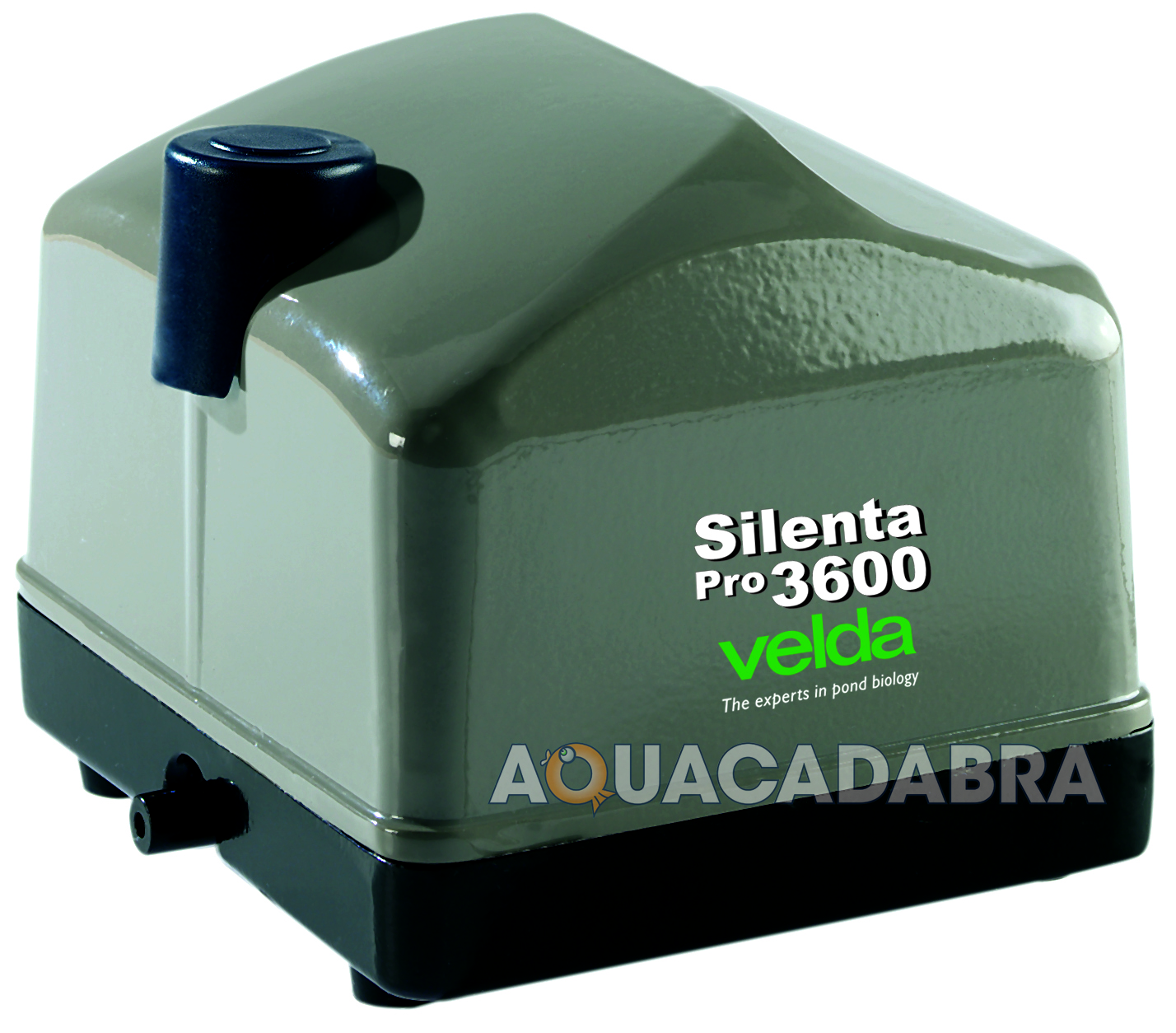 Velda silenta pro pond air pump aeration all weather for Garden pond air pumps
