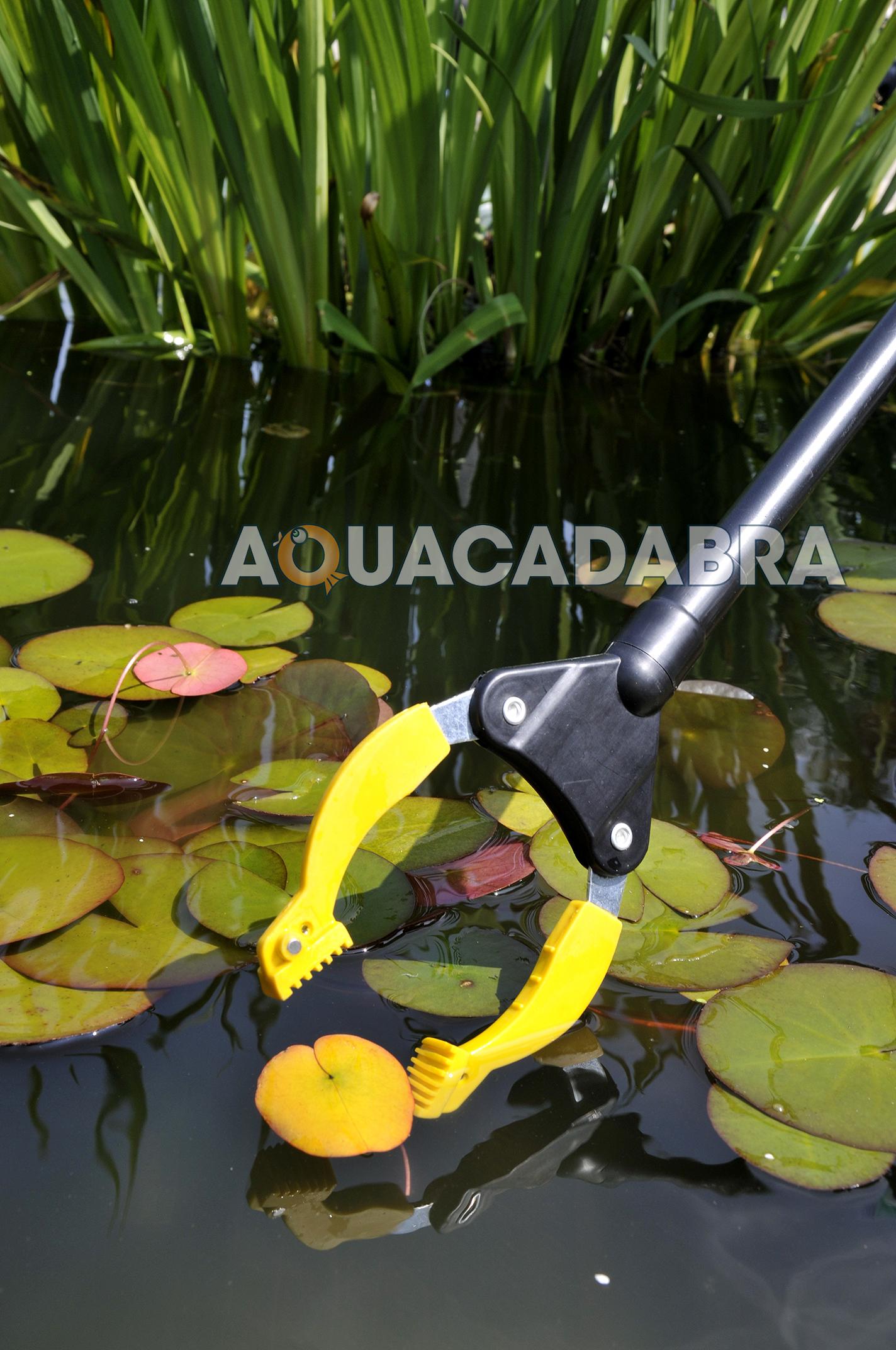 Hozelock pond grabber 1754 garden fish pond tool for Koi pond maintenance