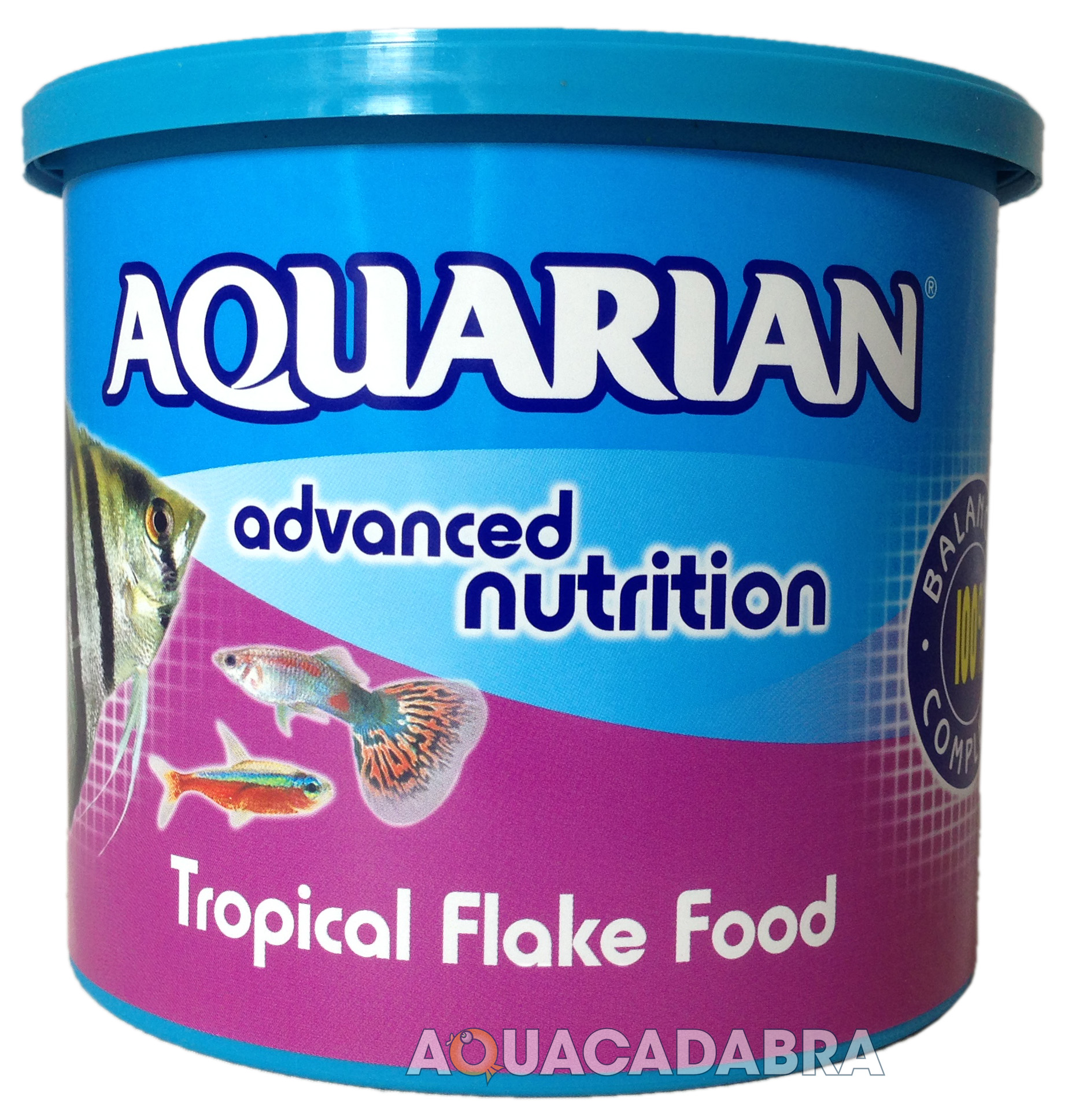 GENUINE AQUARIAN TROPICAL FISH FLAKE FOOD 25G,50G,200G FISH TANK AQUARIUM FLAKES | eBay