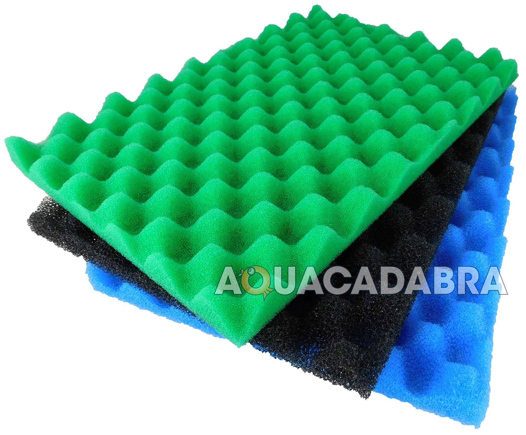 Lotus green genie foam replacement all sponge filter fish for Koi fish filter