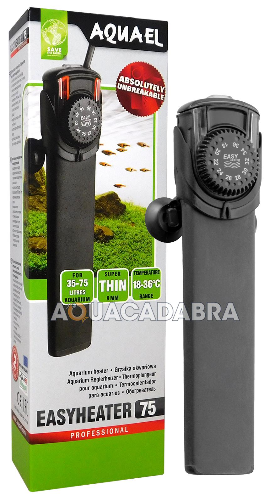 Aquarium fish tank ebay - Aquael Easy Heaters Advanced 17 36 C Easy Mounting Safety Aquarium Fish Tank