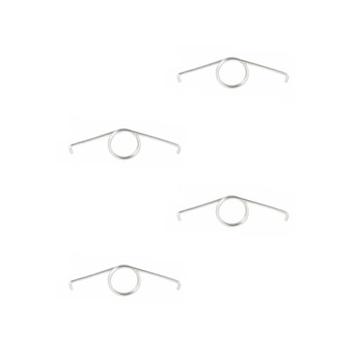 Zedlabz Replacement Trigger Springs For Latest Generation V2 Sony Ps4 L2 R2 Trigger Buttons - 4 Pack