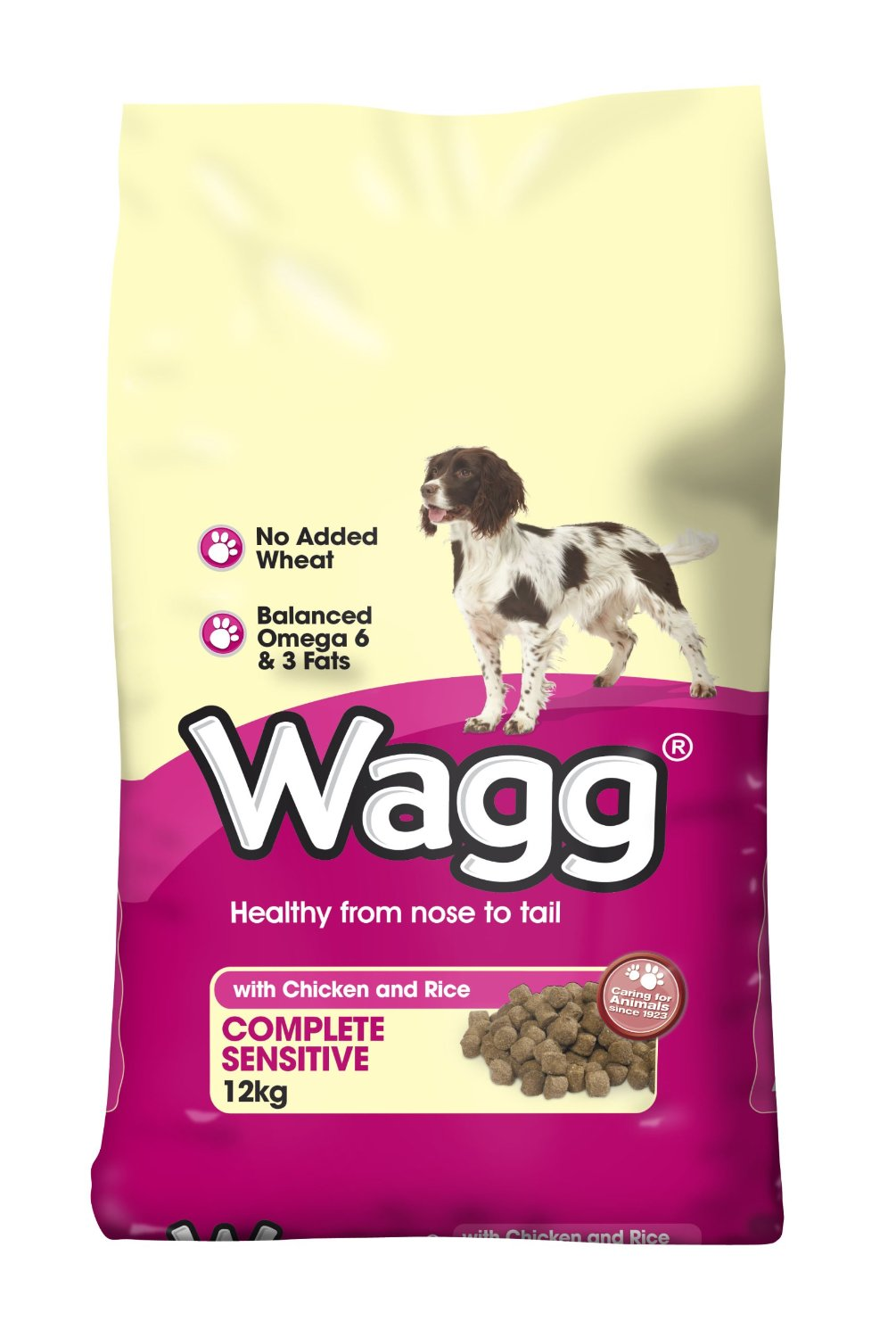 Is Wagg Dog Food Gluten Free