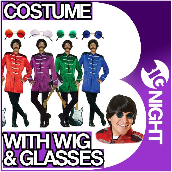 Beatles Fancy Dress Glasses