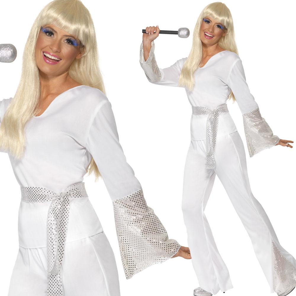 1970s Disco Diva Costumes for Women
