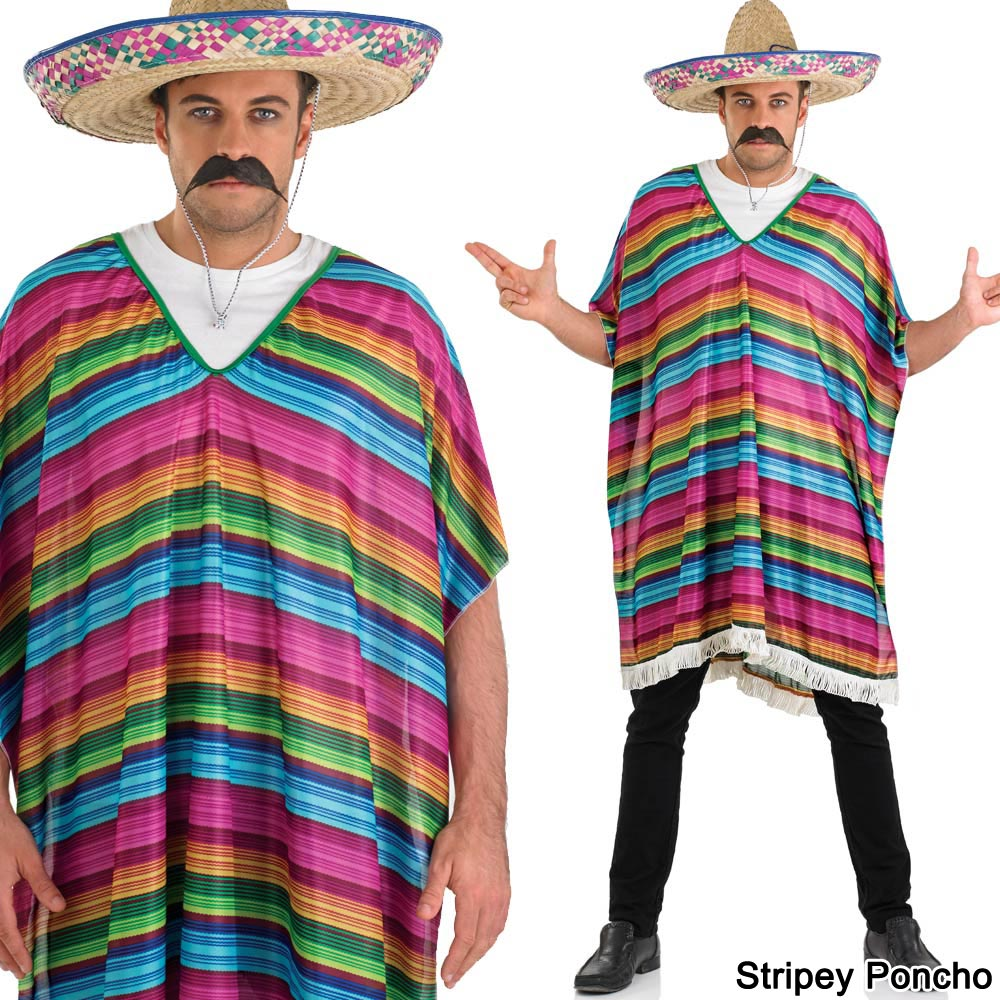 Para,Hombre,Mexicano,Fancy,Dress,Costume,Mad,Gringo,