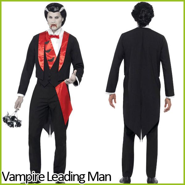 umhang herren vampir damen halloween kost m gothic ebay. Black Bedroom Furniture Sets. Home Design Ideas