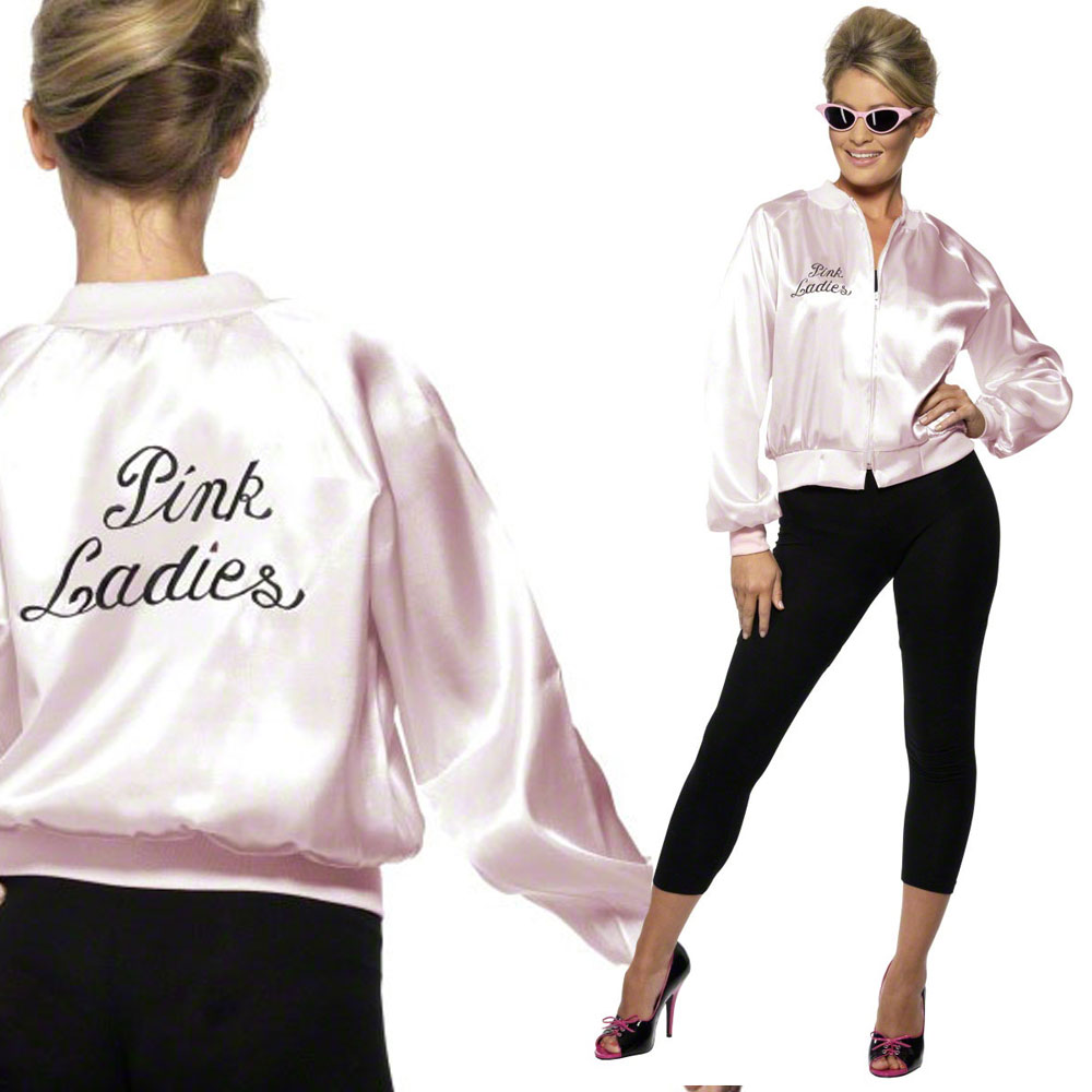 grease pink ladies sandy