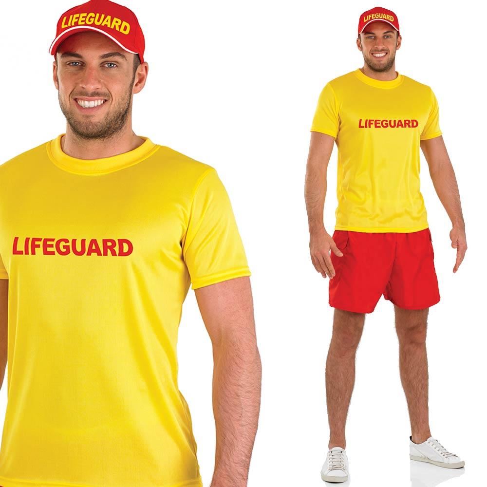 Mens Ladies Lifeguard Fancy Dress Costume 80s 90s Tv  sc 1 st  Meningrey & 80s Fancy Dress Costumes Couples - Meningrey